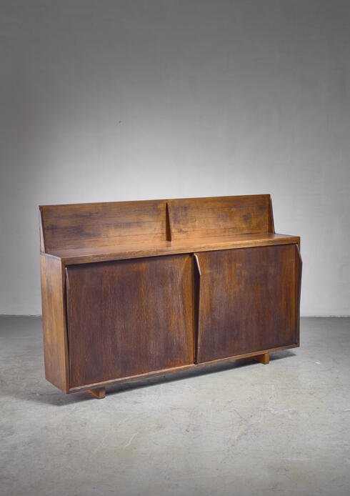 Bloomberry - Le Corbusier Cabinet from the Unite d'Habitation