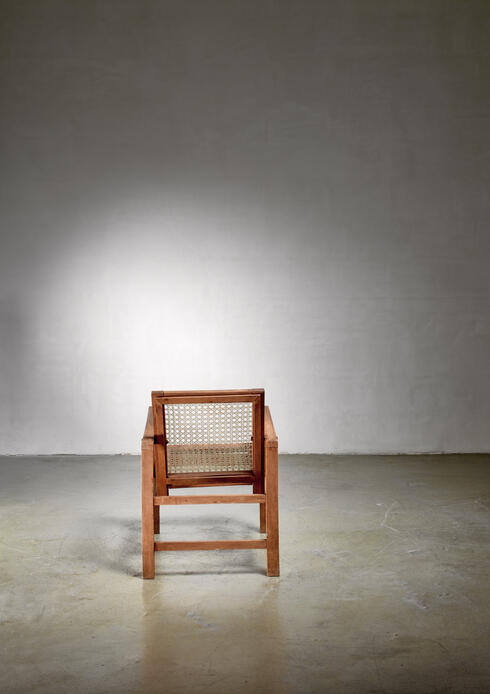 Bloomberry - Erich Dieckmann side chair, Germany, 1920s