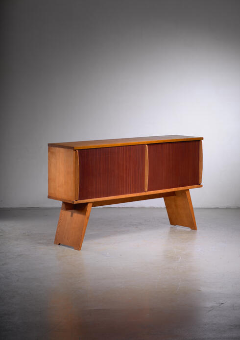 Bloomberry - Charlotte Perriand - Pierre Jeanneret sideboard, early 1940s