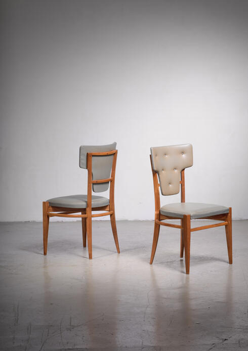 Bloomberry - Pair of Gunnar Asplund chairs