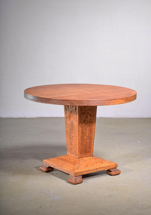 Bloomberry - Otto Wretling Art Nouveau coffee table