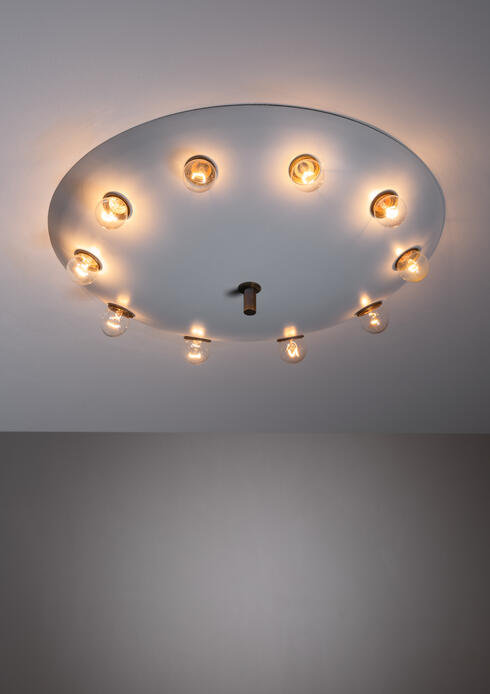 Bloomberry - Jakob Overzier ceiling or wall lamp