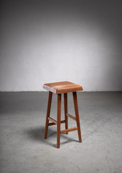 Bloomberry - Pierre Chapo S-01 elm stool