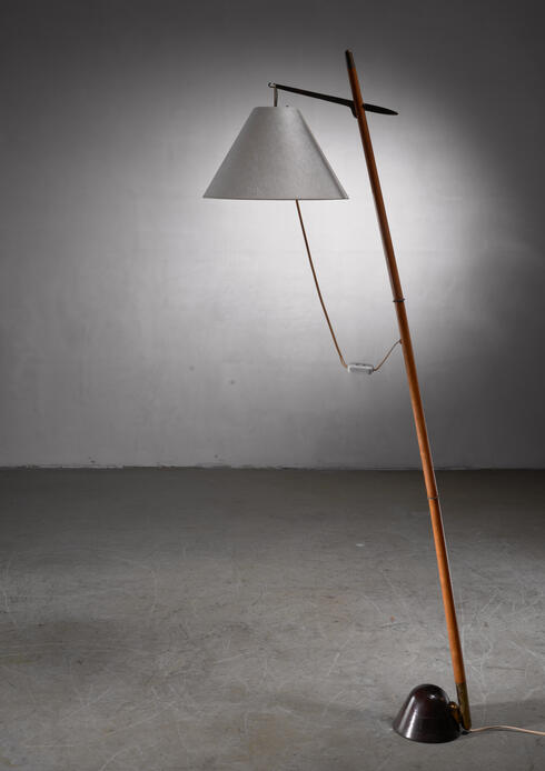 Bloomberry - Adjustable Kalmar floor lamp