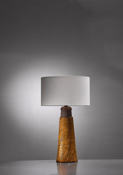 Bloomberry -  Kähler ceramic table lamp