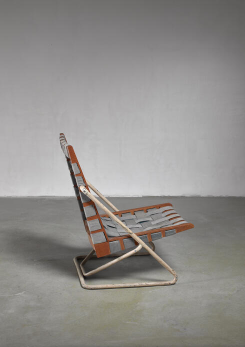 Bloomberry - Walter Gindele prototype chair, Austria