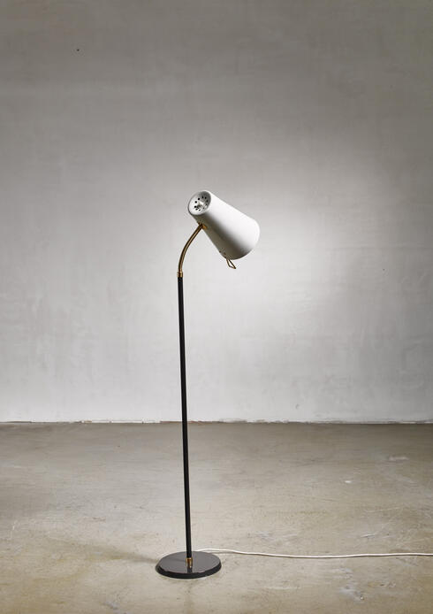 Bloomberry - Yki Nummi floor lamp for Orno, Finland
