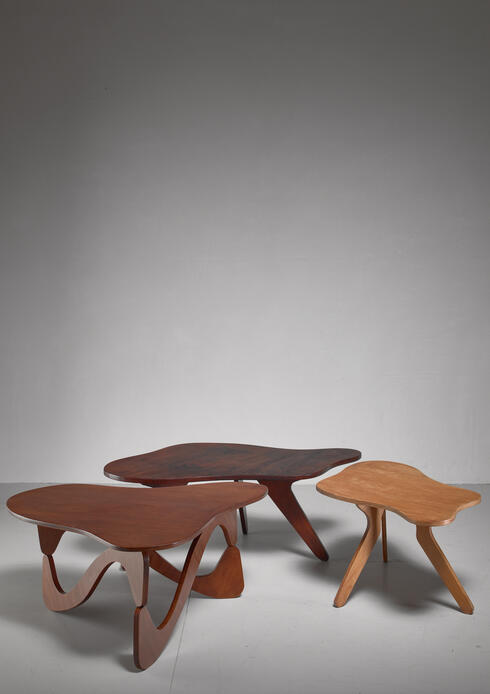 Bloomberry - José Zanine Caldas coffee table, Brazil