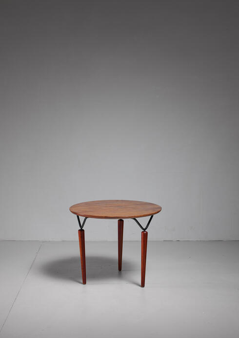 Bloomberry - Allan Gould coffee table, USA, 1950s