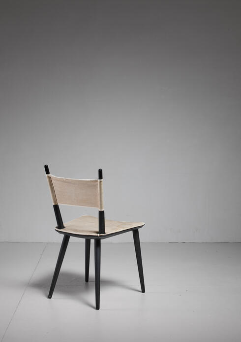 Bloomberry - Jorgen Baekmark J108 Side Chair for FDB Møbler, Denmark, 1950s