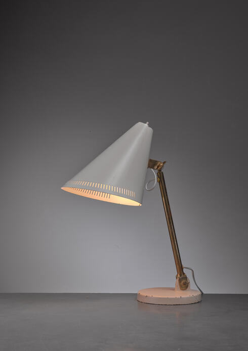 Bloomberry - Paavo Tynell table lamp for Taito, Finland, 1950s