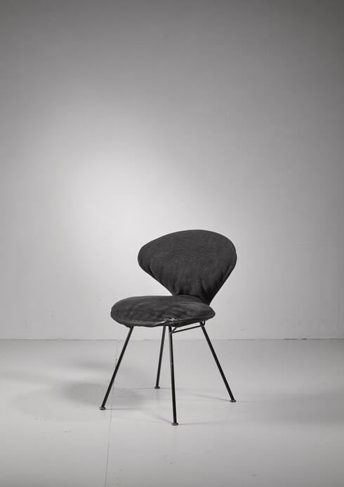 Bloomberry - Gastone Rinaldi side chair for Rima, Italy, 1950s