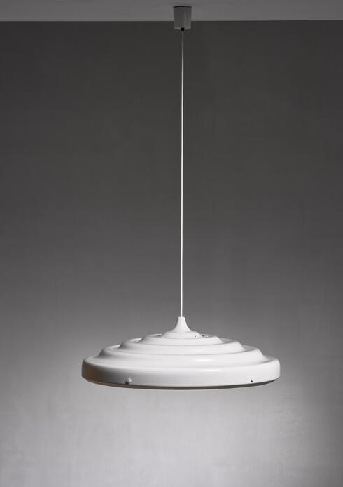 Bloomberry - Gino Sarfatti model 2110 pendant for Arteluce
