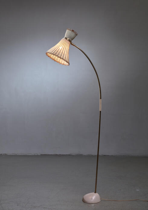 Bloomberry - J.T. Kalmar floor lamp