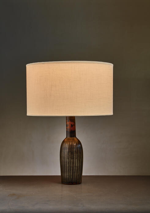 Bloomberry - Carl-Harry Stalhane ceramic table lamp