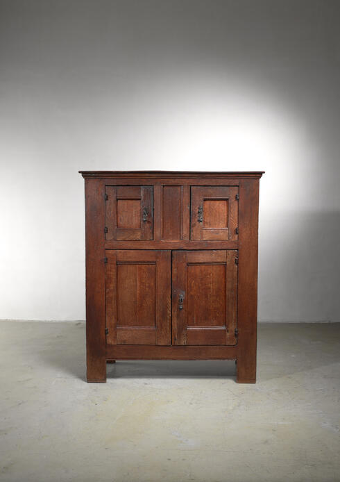 Bloomberry - Dutch Renaissance oak cabinet