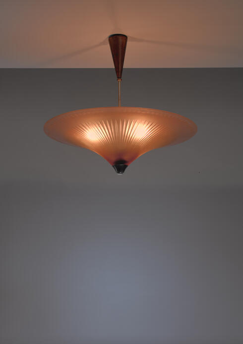 Bloomberry - Bohlmarks cut glass pendant lamp
