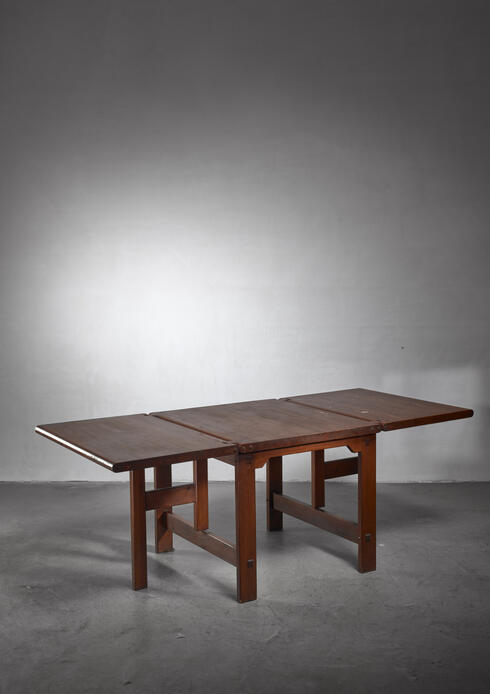 Bloomberry - Drop-leaf dining table, Dutch design
