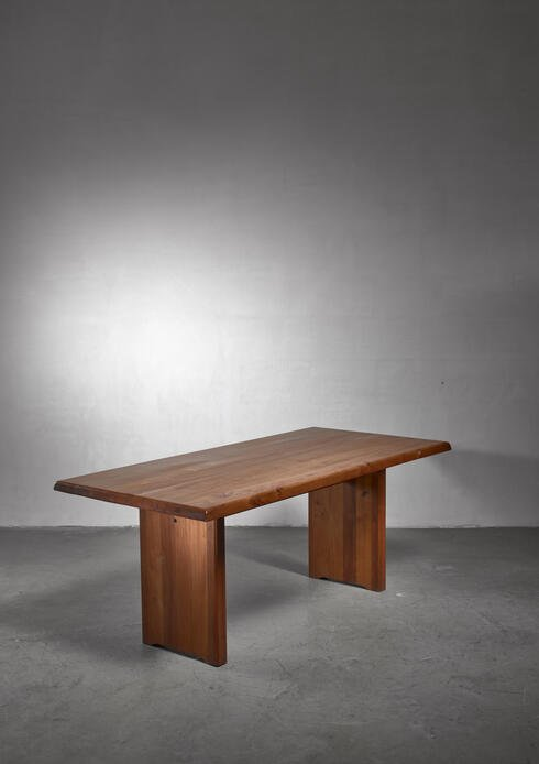 Bloomberry - Pierre Chapo Elm Dining Table