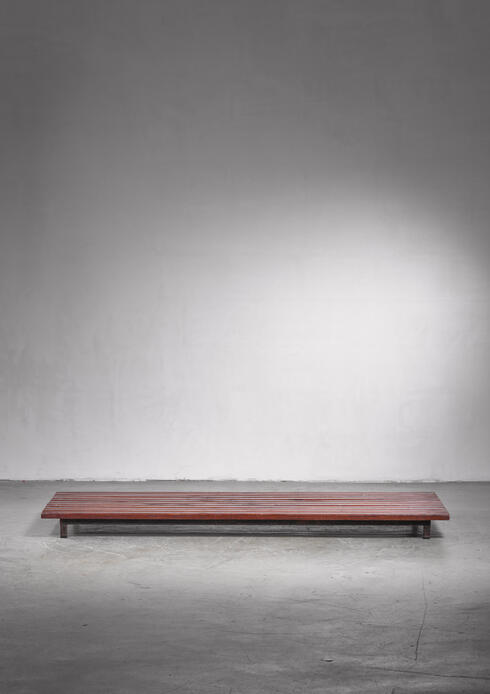 Bloomberry - Charlotte Perriand Cansado Bench or Coffee Table