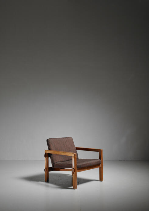 Bloomberry - Reino Ruokolainen Armchair from the Finn Form Collection, Finland, 1960s