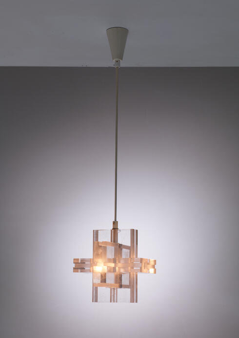 Bloomberry - Peter Karpf Plexiglass Pendant by Fog & Morup