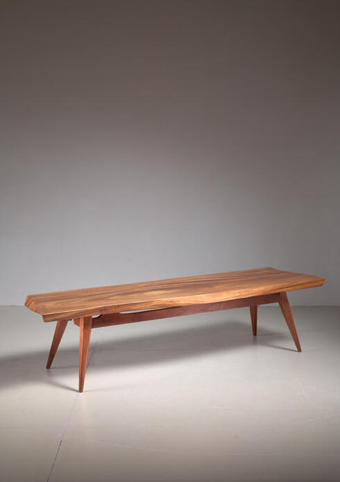 Bloomberry - Rude Osolnik Studio Crafted Coffee Table, USA, 1960s