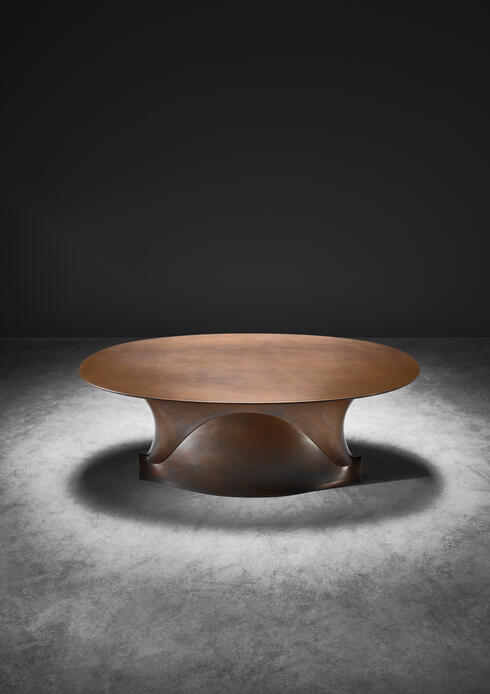 "Bloomberry - ""Faranjy"" table by Hozan Zangana"